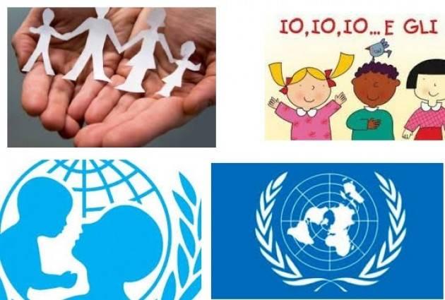 AccaddeOggi 2 settembre 1990 - Entra in vigore la Convenzione sui diritti dell'infanzia