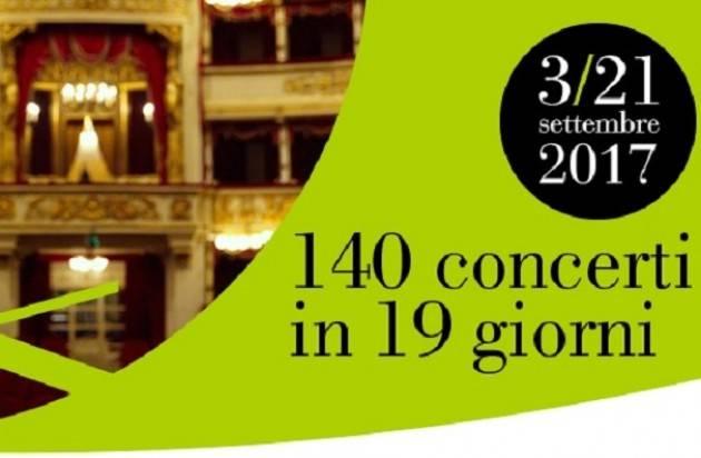 Milano-Torino SETTEMBREMUSICA 2017