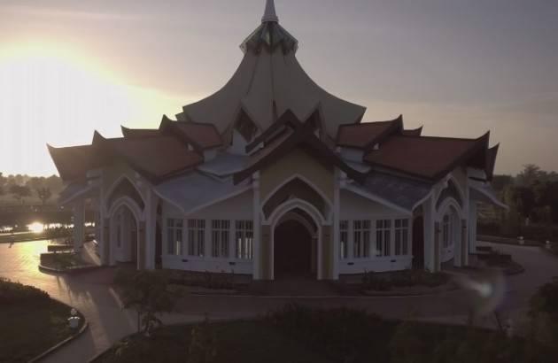 Baha'i Si conclude il convegno della consacrazione del Tempio di Battambang