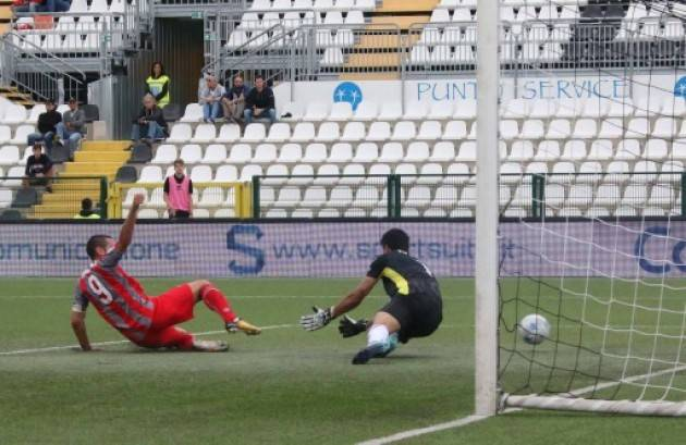 Pro Vercelli-Cremonese 1-4    Il commento di Giorgio Barbieri