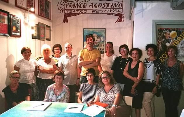Crema I primi passi del Franco Agostino Teatro Festival . L'incontro con la scuola!