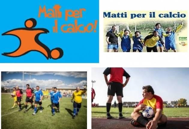 Uisp Matti per il calcio 2017 a giovedì 21 a sabato 23 settembre Montecatini Terme