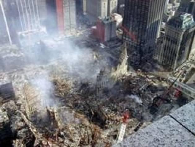 AccaddeOggi   #11settembre 2011  L'Attacco alle 'Torri Genelle' cambia il mondo