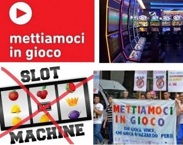 Federconsumatori  Mettiamoci in gioco Gioco d'azzardo: intesa in Conferenza Stato Regioni.
