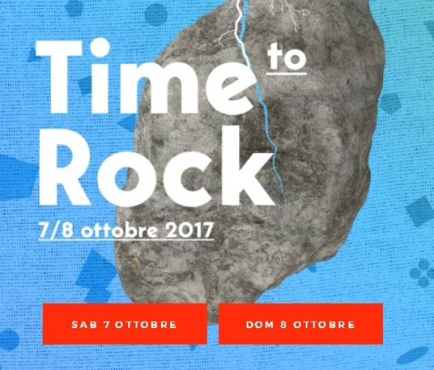 Tecno TIME TO ROCK 07 - 08 OTTOBRE 2017 GRAN GUARDIA - VERONA