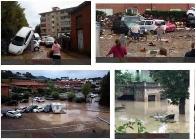 I disastri sono dell'uomo mai della natura.. Mario Tozzi ha ragione di Gian Carlo Storti