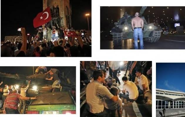AccaddeOggi  #12settembre 1980 - Colpo di stato militare in Turchia