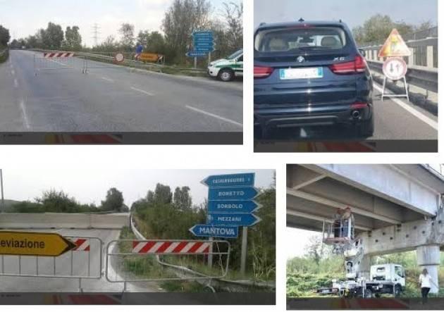 CASALMAGGIORE, ALLONI E CARRA (PD): Riaprire subito il ponte con risorse aggiuntive