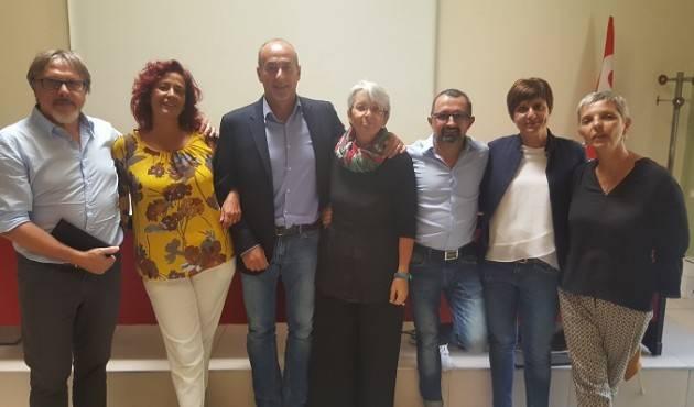 Eletta nuova segreteria della Cgil di Cremona