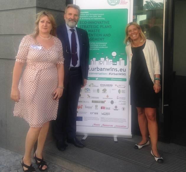 UrbanWINS a Bucarest. Manfredini: la sfida vera è contro lo spreco alimentare