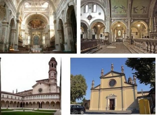Cremona SAN SIGISMONDO: DOMENICA 17 SETTEMBRE LE VISITE AL COMPLESSO MONASTICO