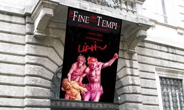 Fondazione Città di Cremona  : 'La Fine dei Tempi': intervista a Virginio Lini