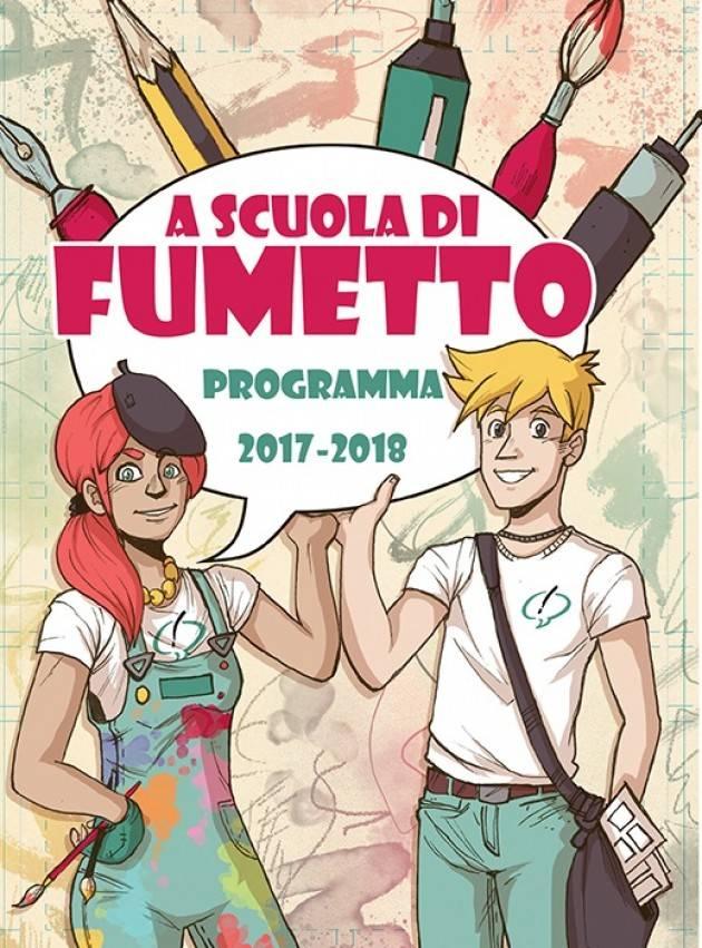 Cremona CFAPAZ: ECCO I CORSI DI FUMETTO 2017-2018