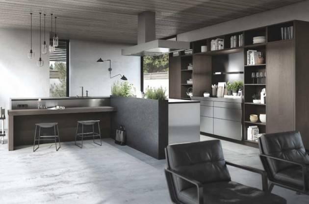 Arredamento e design tendenze cucina 2018 2019 for Riviste arredamento cucine
