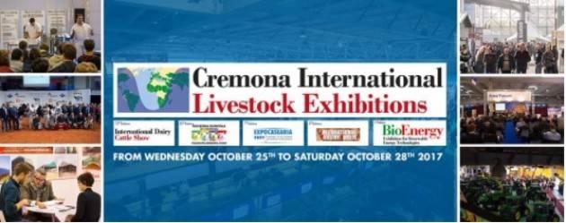 Le Fiere Zootecniche Internazionali di Cremona si sono presentate al distretto più importante del Centro-Sud Italia