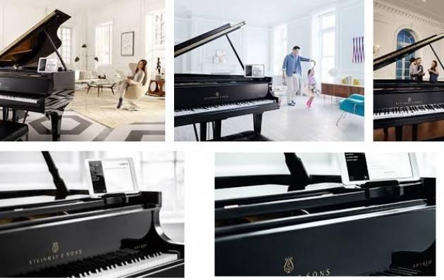 Steinway & Sons A Cremona MondoMusica 2017 – Padiglione Piano Experience – Sala Cristofori
