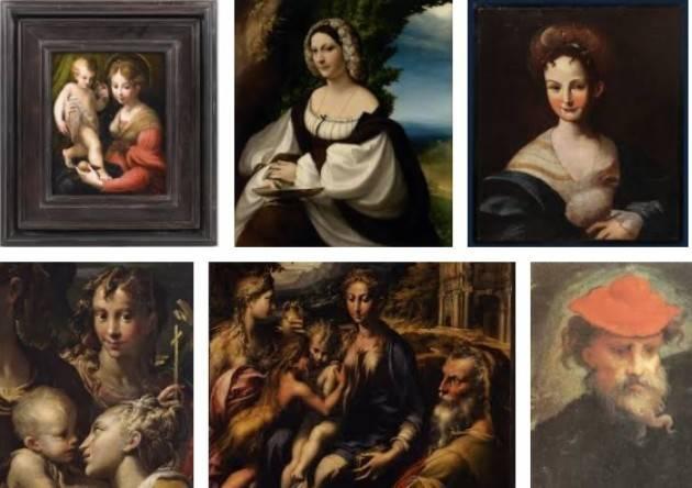 Francesco Girolamo detto il Parmigianino  di  Massimo Negri – Casalmaggiore (CR)