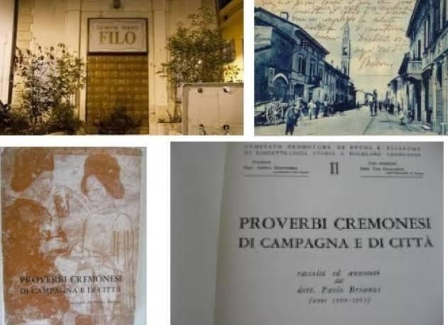 Cremona Concorso letterario 'Paolo Brianzi 2017' Verso il momento conclusivo del 6 ottobre