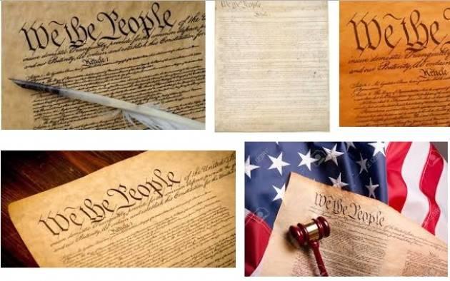 La Carta dei diritti approvata dal Congresso degli Stati Uniti entra in vigore il 25 settembre 1789
