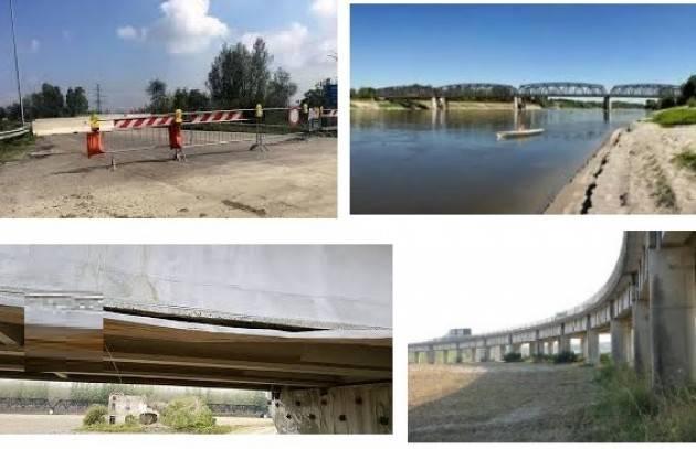 La CNA di Cremona sul  problema della viabilità  e transitabilità  dei  ponti  sull'asse del  PO  di Adriano Bruneri