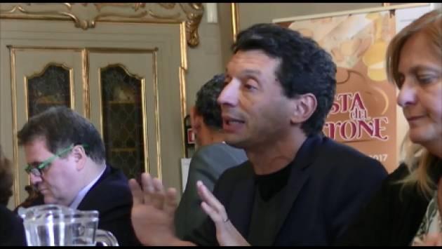 (Video) Cremona Presentata la Festa del Torrone 2017 dal  18 al 26 Novembre