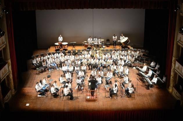 Cremona Summer Festival 2017 Il 30 settembre la Banda musicale giovanile 'John Lennon' in concerto