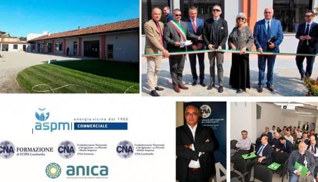 CNA Inaugurato a  Soresina  il 'Laboratorio della Sostenibilità' Una esperienza fortemente innovativa
