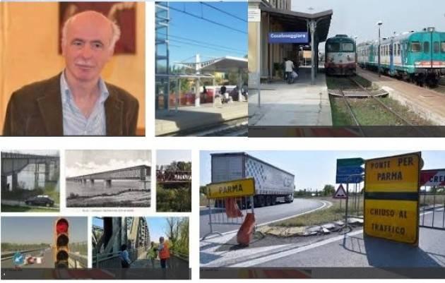Navetta ferroviaria Casalmaggiore Parma serve di Dario Balotta