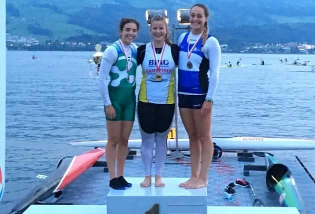 Ottimi risultati per canoa bissolatina ha preso parte alla 34° 'International Kanu Regatta' di Zurigo