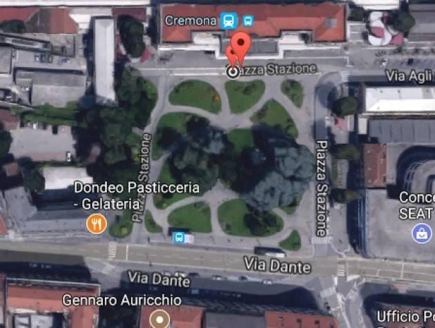 Cremona Piazzale Stazione ferroviaria, necessario l'abbattimento di tre tigli