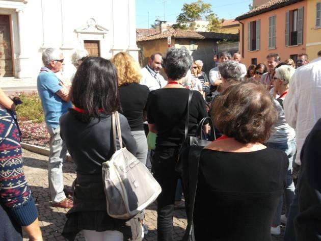Cremona L'iniziativa 'Raccontiamoci il Quartiere'  in zona Po