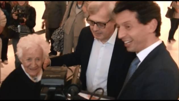 (Video) Cremona Inaugurata la mostra sul Genovesino dal sindaco  Gianluca Galimberti, Vittorio Sgarbi e Mina Gregori