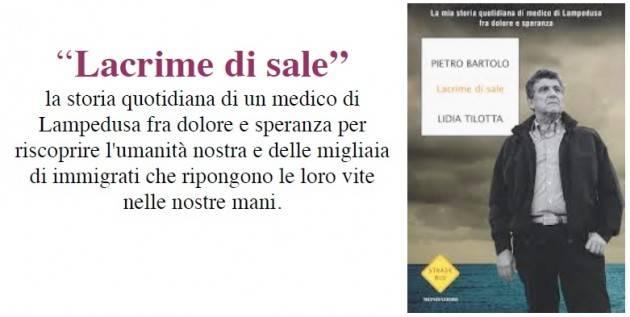 Alle Acli di Cremona  Pietro Bartolo presenta il suo libro 'Lacrime di sale'