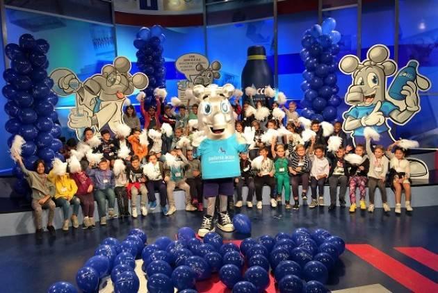 Padania Acque S.p.A.: debutta la trasmissione televisiva 'Glu Glu' dedicata alla risorsa acqua