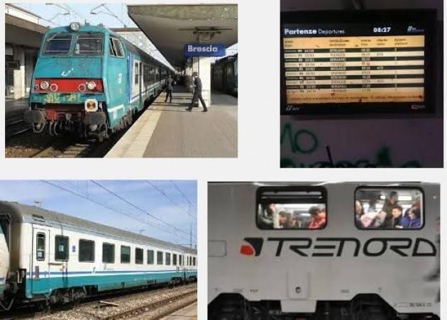 Treni: Legambiente, programma di acquisto e ristrutturazione non sia promessa elettorale di Dario Balotta
