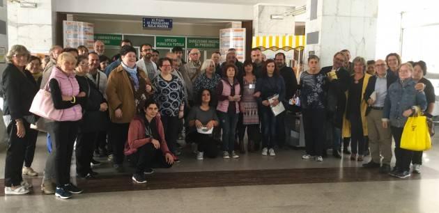 ASST LA BICI CARGO DEL BOOKCROSSING ARRIVA IN OSPEDALE DI CREMONA