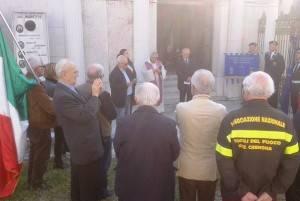 L'ECO Nel 72° della Liberazione  ricordato il sacrificio dei Fratelli Di Dio