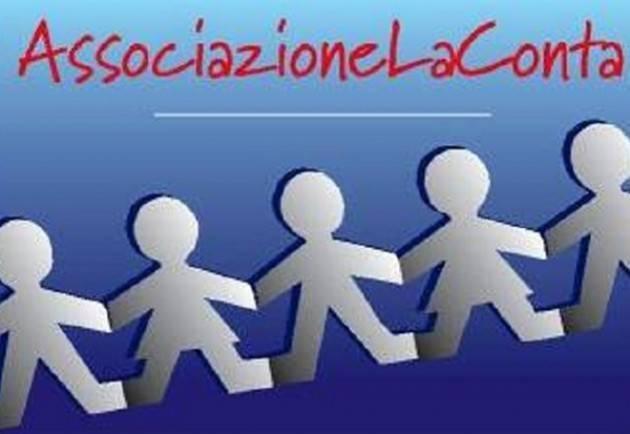 Milano Evento di sabato 28 OTTOBRE 2017  DELL'ASSOCIAZIONE LA CONTA