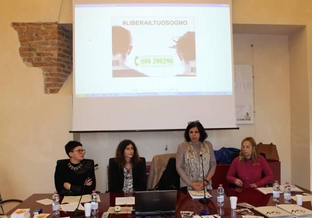 Cremona #liberailtuosogno contro la tratta di essere umani
