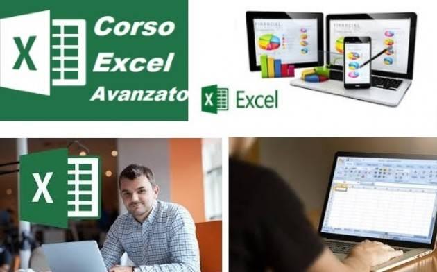 POLITECNICO DI MILANO Campus di Cremona  Corso Excel Avanzato – 11 e 18 novembre 2017