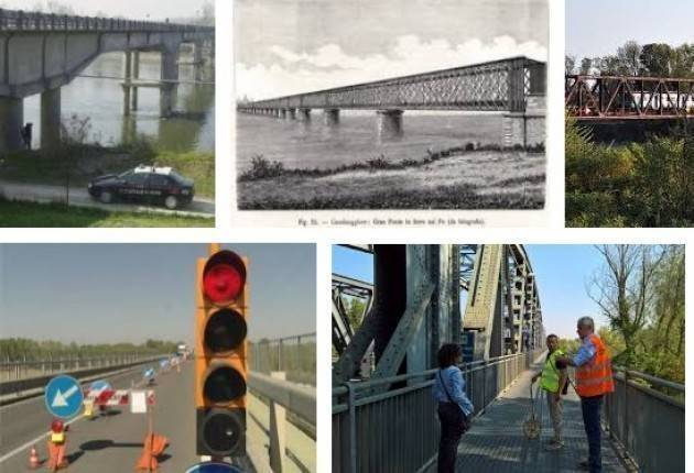 Legambiente Lombardia - Ponte Casalmaggiore : subito navetta ferroviaria
