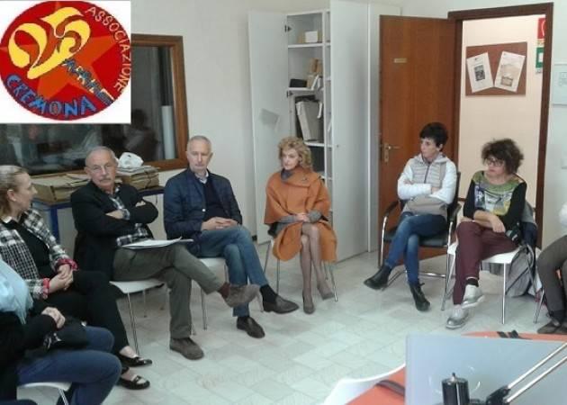 (Video) A Cremona Giorgio Bergonzi presenta Il programma di Conoscere la Costituzione. Formare alla cittadinanza 2017-18