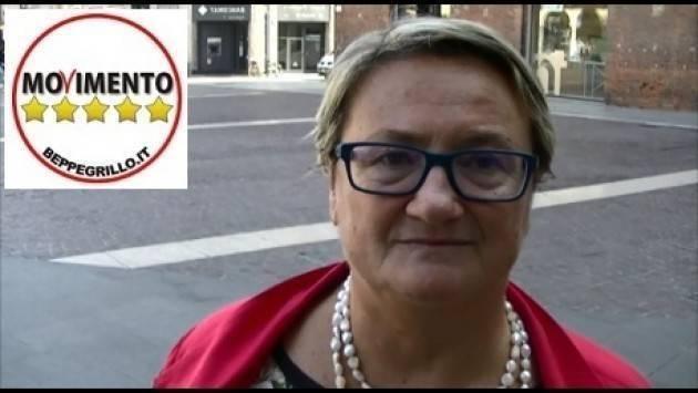 Cremona Lucia Lanfredi (M5S)  presenza mozione per qualificare parchi per bambini  diversamente abili