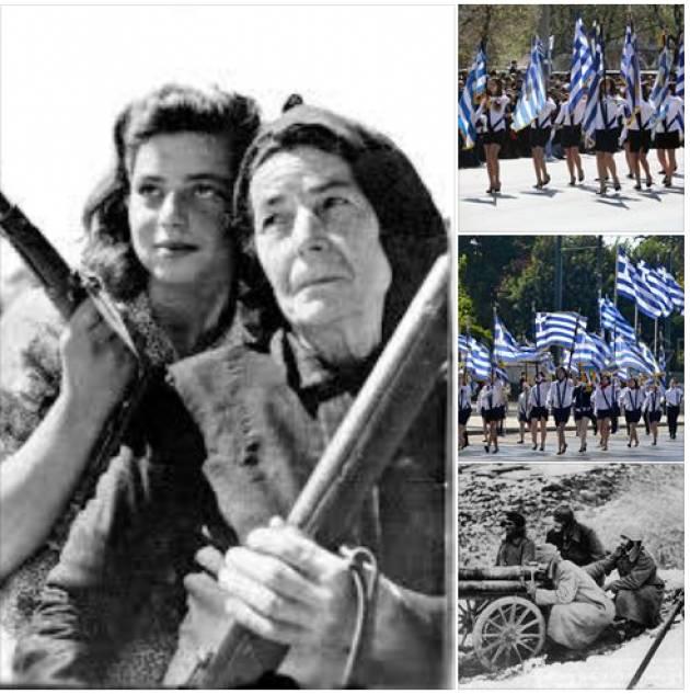 AccaddeOggi  28 OTTOBRE 1940: LA GRECIA RIFIUTA L'ULTIMATUM DI BENITO MUSSOLINI