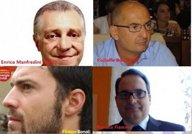 Cremona Bona,Bonali,Fiamma e Manfredini confermano NO alla Strada SUD. Referendum strumentale e costoso
