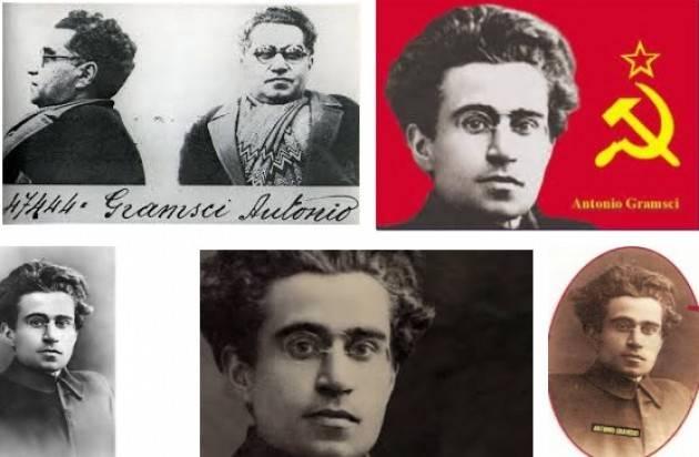 L'attualità di Antonio Gramsci Conferenza a Cremona  il 3 novembre di  Gian Carlo Corada