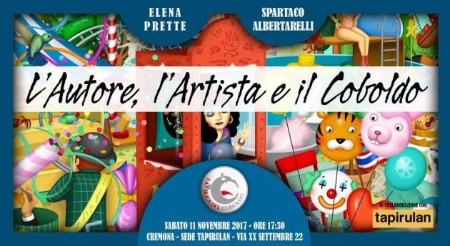 Cremona L'Autore, l'Artista e il Coboldo