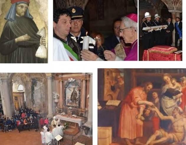 Cremona Le celebrazioni liturgiche  di Lunedì 13  per il patrono SANT'OMOBONO
