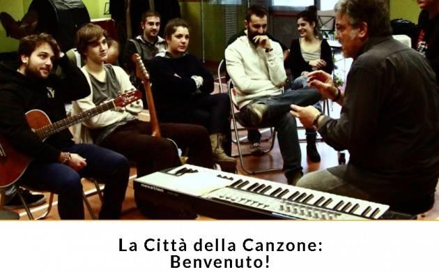 Cremona LA CITTÀ DELLA CANZONE – BANDO EDIZ IONE dal 20 al 25 novembre 2017