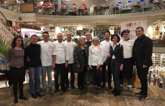 Milano Festival delle paste ripiene, East Lombardy a Eataly Smeraldo